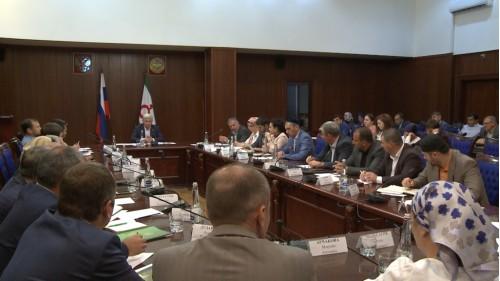 совещание в правительстве ингушетии b3cbd