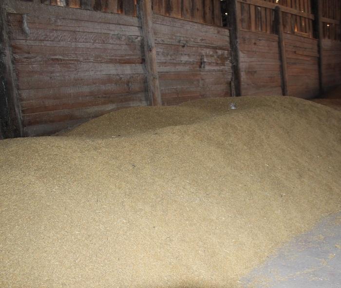 зерно склад зернохранилище